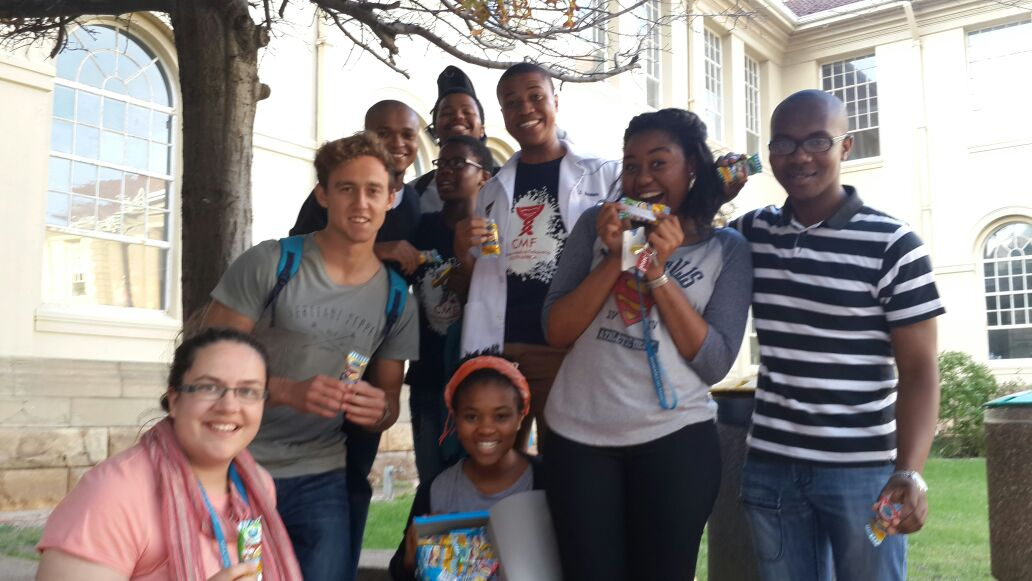 UCT students - Easter 2015