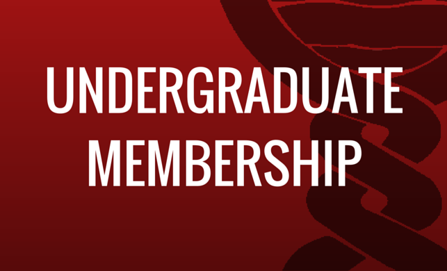 Become a Student Member