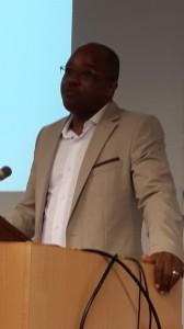 Dr Sipho Dlamini