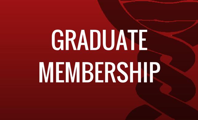 Become a Graduate Member