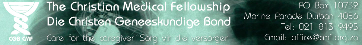 The Christian Medical Fellowship